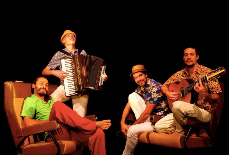 Conjunto Regional Samba Matuto